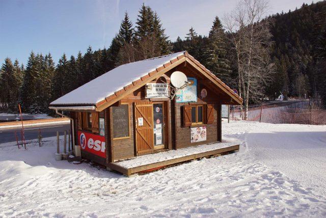 école ski français esf lispach la bresse vosges