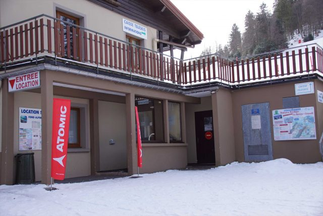 location ski alpin lispach nordique la bresse vosges
