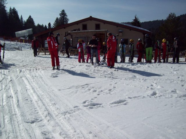 groupe scolaire de skis