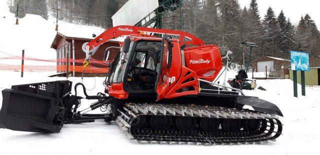 Dameuse ski lispach la bresse vosges